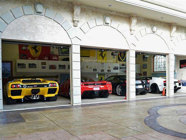 Best 25 3 Car Garage Ideas On Pinterest: Best 25+ Dream Garage Ideas On Pinterest