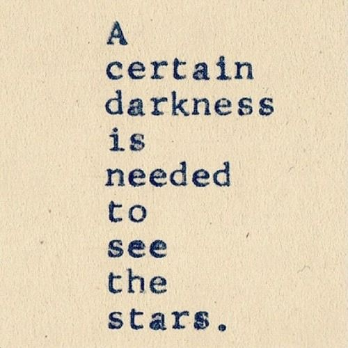 how to see the stars #citazioni #quotes