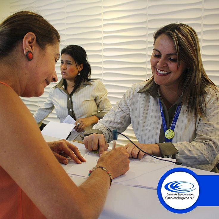 Estamos en el cuarto mes del año y ¿Tú ya te hiciste la revisión anual de los ojos? Solicita tu cita online en www.ceomedellin.com #ClinicaCEO