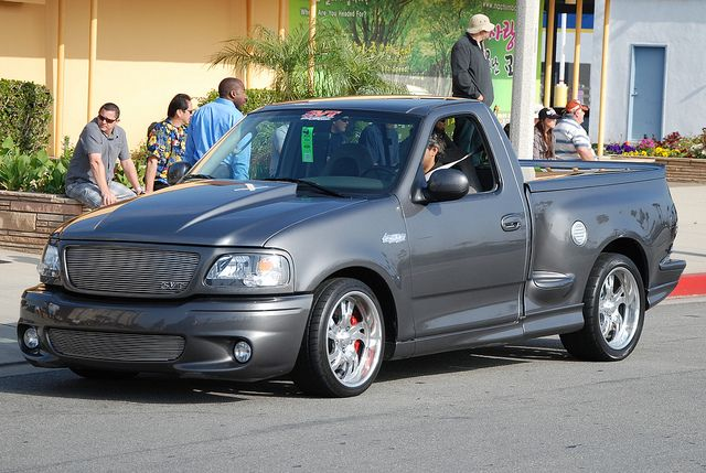ford lightning trucks | FORD LIGHTNING SVT PICKUP TRUCK | Flickr - Photo Sharing! & 17 Best images about Bad Ass Rides on Pinterest | Brothers in law ... azcodes.com