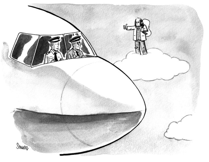 Caption Contest - The New Yorker