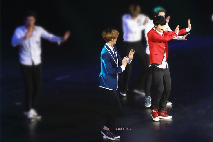 140921 EXO The Lost Planet in Beijing Day 2 - Sehun & Luhan #HunHan