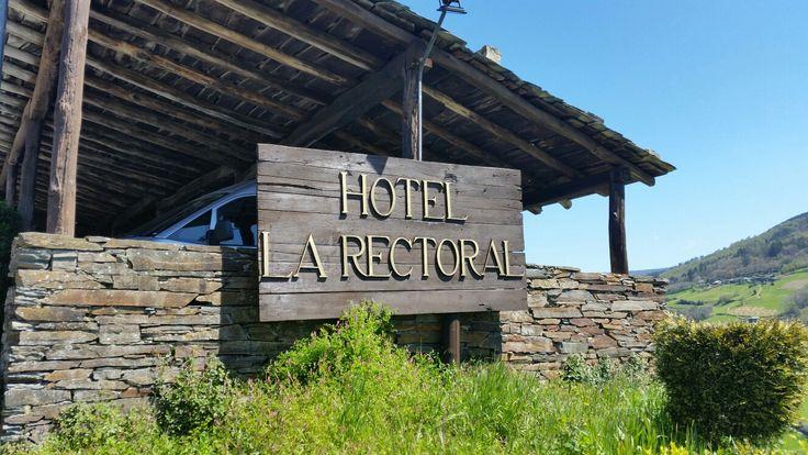 Hotel La Rectoral En Taramundi