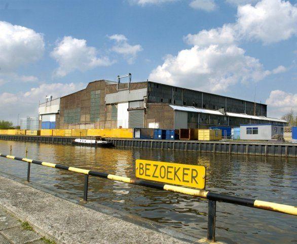 2004: Gebouw Machinefabriek Backer en Rueb