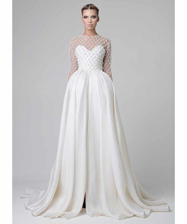 Cheap Wedding Gowns Toronto: 28 Best Embellished Wedding Dresses Images On Pinterest