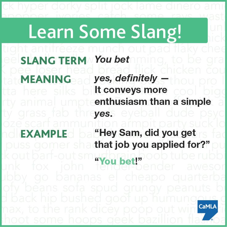 Meaning Of Saying You Bet - image 6