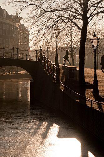 Leiden, The Netherlands. Huidige woonplaats.