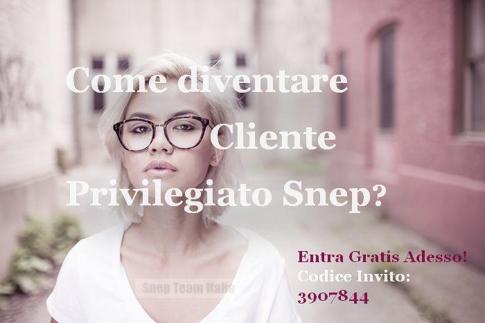 Cliente Privilegiato Snep