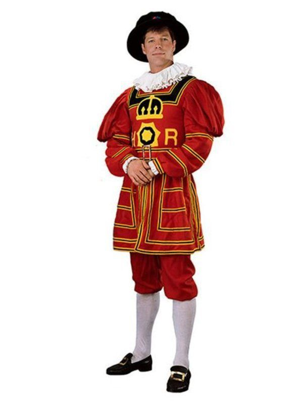 Mens Regency Collection Beefeater Costume in 2018 One man