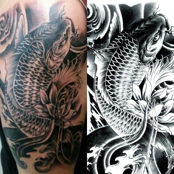 394 best ideas about ink on pinterest american flag for American koi fish