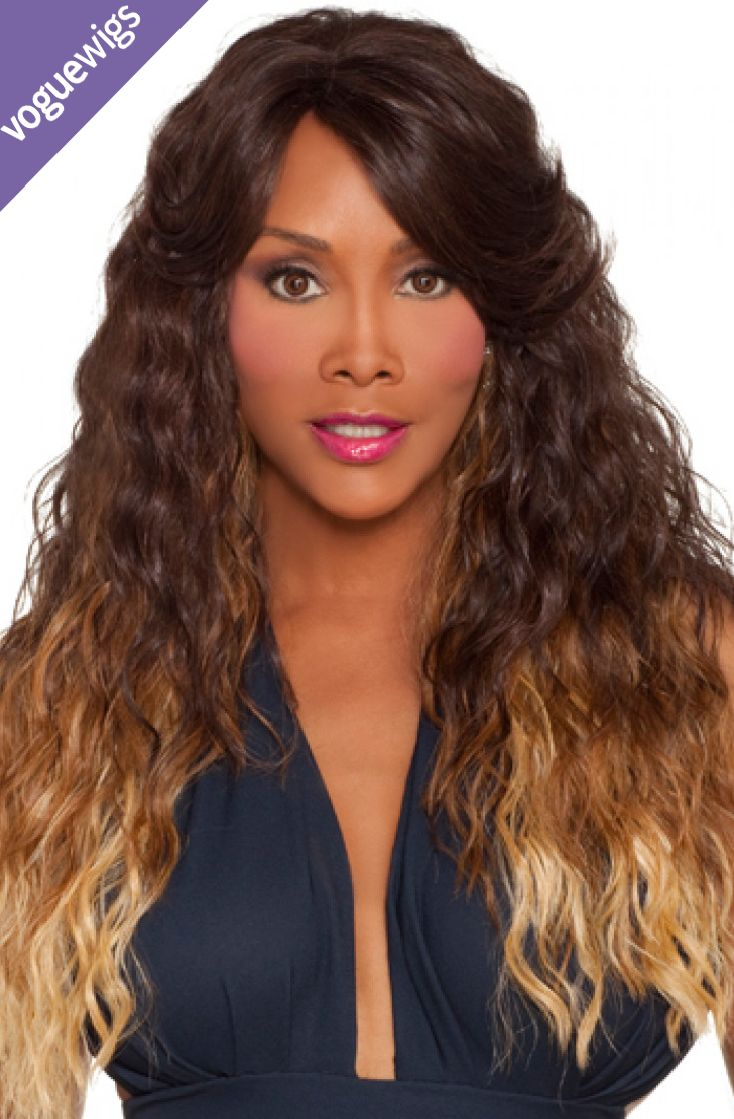 No better way to express yourself than with Lizzy by Vivica Fox
