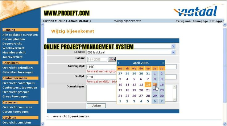 The online project  management  is the consequently track the task assignment, event and the activities related to the project. The project tracking system track your project to accumulate on track. The online project management is the course of overseeing, planning, organizing, leading, communicating and controlling task to achieve the outcome on time on within budget http://www.prodeft.com