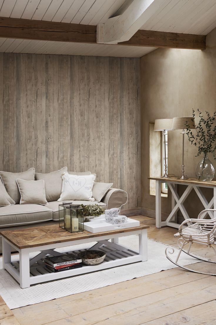 Rough Texture Interior Design