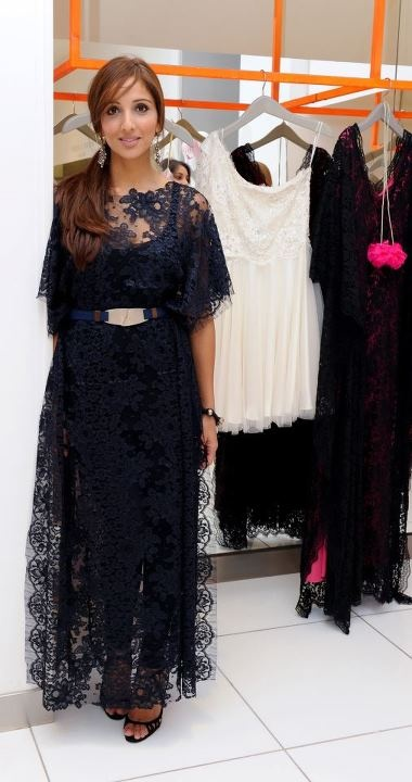 i love this navy lace by ayesha depalaNavy Lace, Ayesha Depala