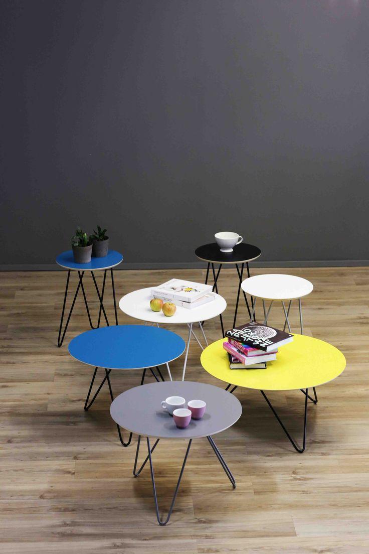 Zig-zag tables