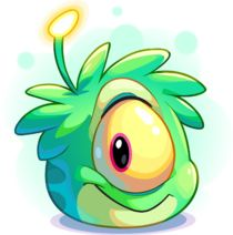 club penguin alien puffles - Google Search