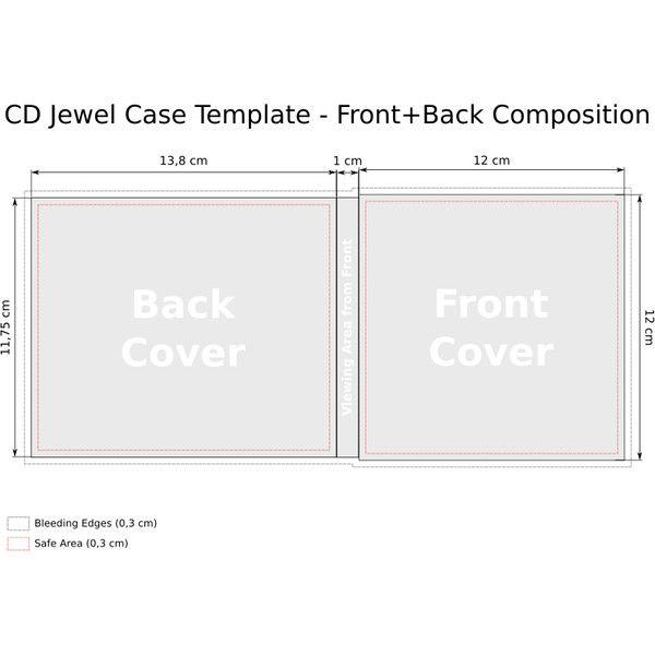 Ms De  Ideas Increbles Sobre Cd Cover Size En