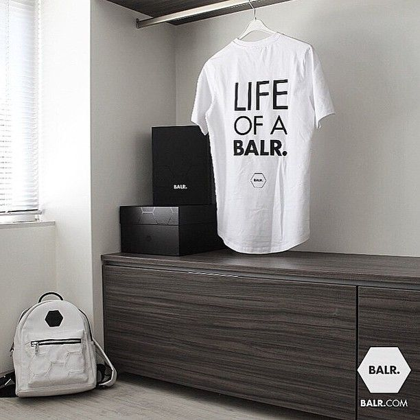 Follow @bybalr and shop on www.balr.com by houseofstreetwear