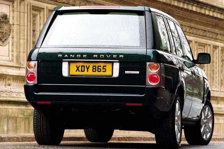 Range Rover Td6