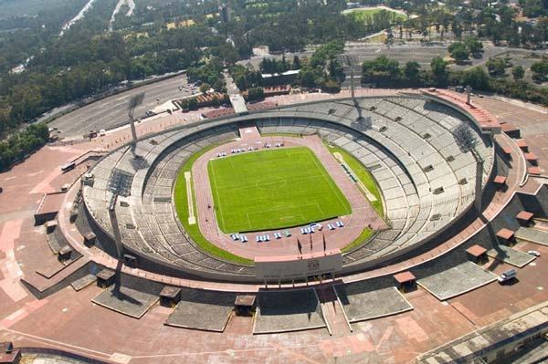 Estadio Olimpico Universitario Mexico City