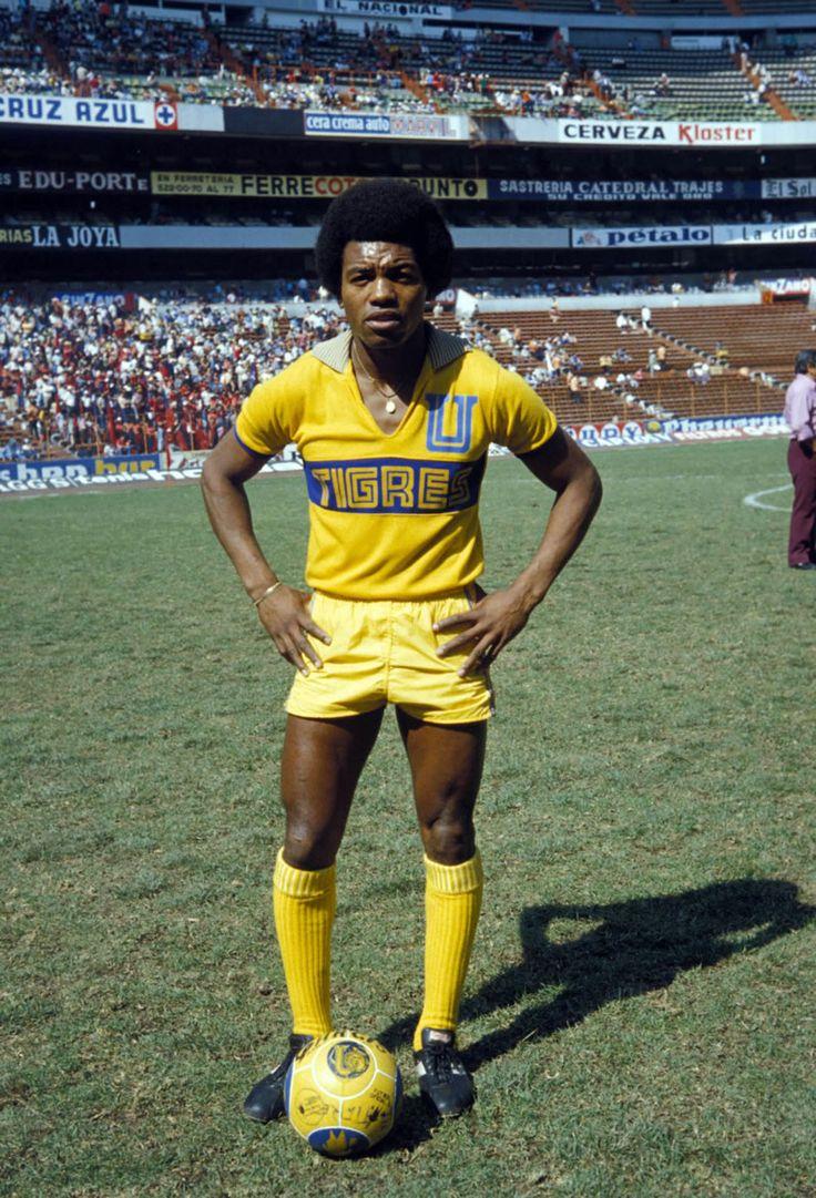 """Jeronimo """"Patrulla"""" Barbadillo González, figura del Club Tigres a finales de los 70 y principios de los 80."""
