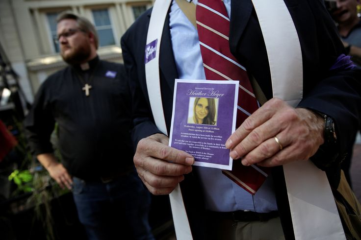 Trump Neglects Presidential Duties By Blowing Off The Memorial Service For Heather Heyer
