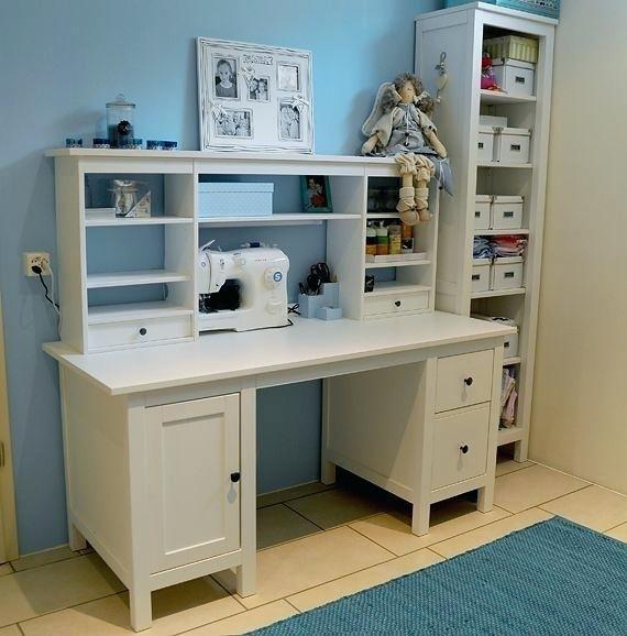 Hemnes Desk White Desk Perfect Desk Best Of Desk With Add On Unit White Stain Than Hemnes Desk White Ebay Sewing Room Decor Hemnes Ikea Hemnes Desk