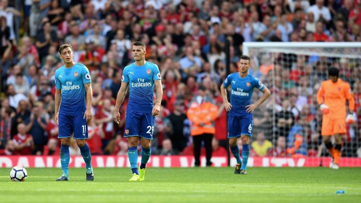 Arsenal players must stop 'acting like babies' - Emmanuel Petit
