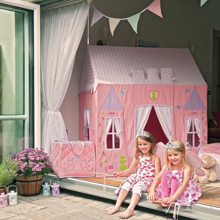 Princess Castle Playhouse - Win Green web store