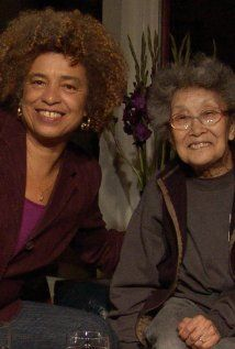 Mountains That Take Wing: Angela Davis & Yuri Kochiyama - A Conversation on Life, Struggles & Liberation Poster