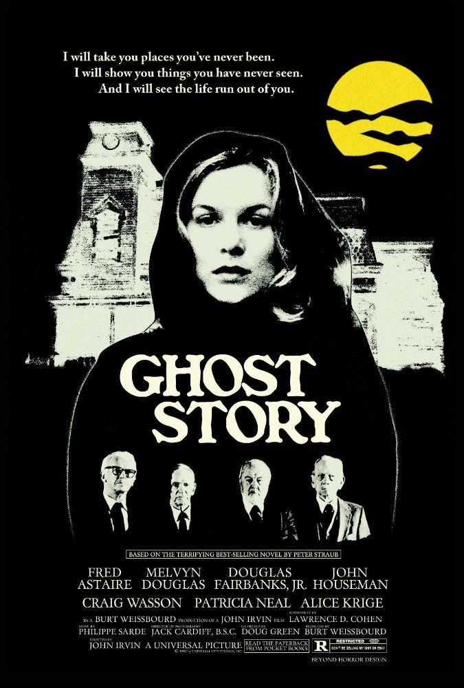 GHOST STORY 1981 Ghost movies, Ghost stories, Classic