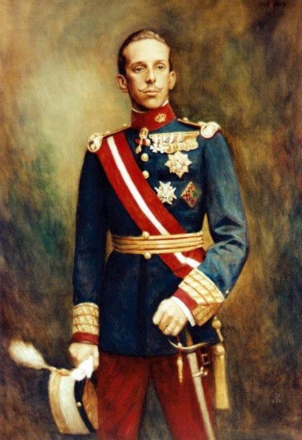 Alfonso XIII, José Alberto Ortiz García