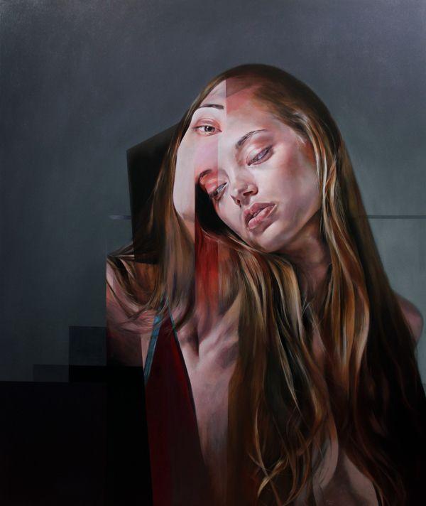 Untitled by ali özer, via Behance