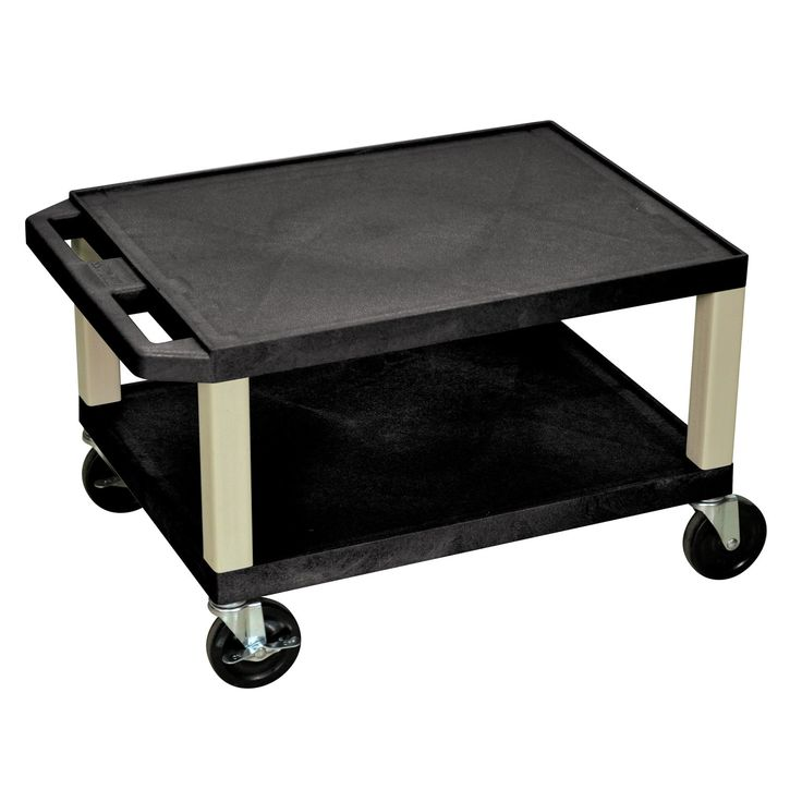 Offex and Putty 16-ich High Multi-purpose No Electric Utility Cart