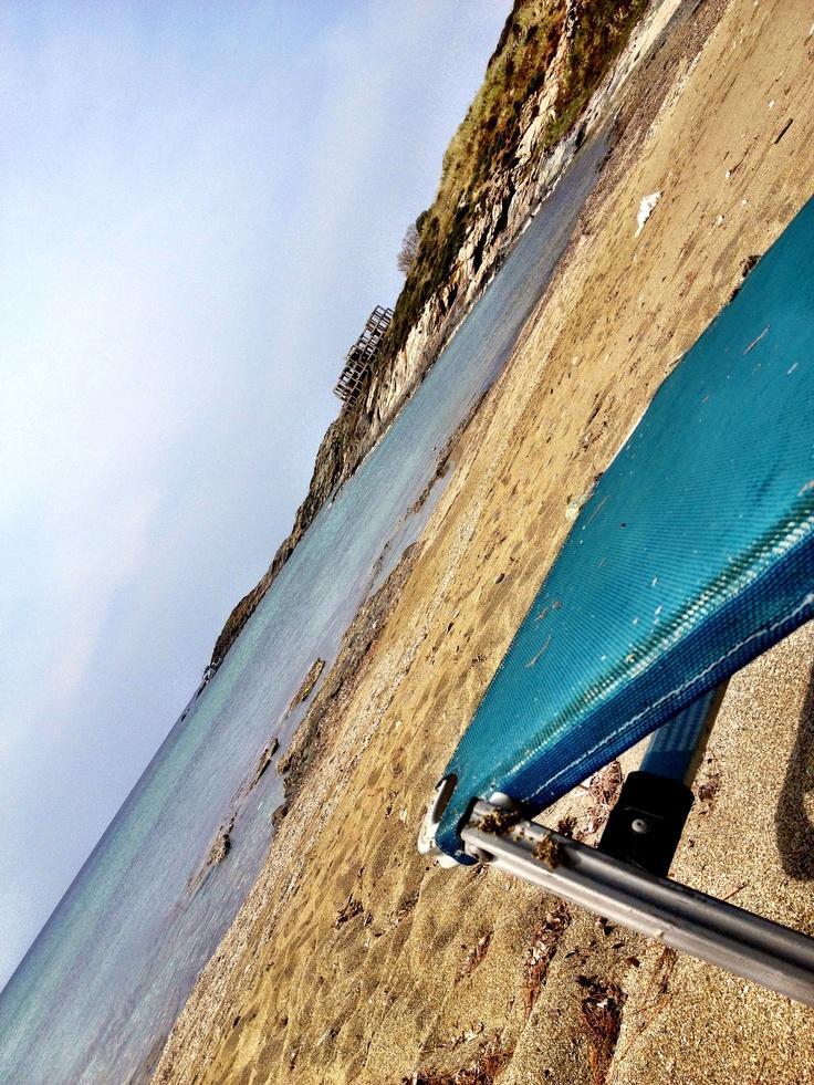 Beachin...