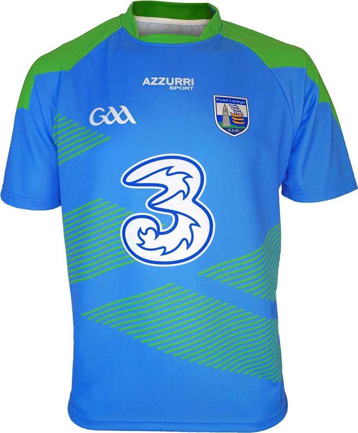Azzurri Sport Waterford GAA Ladies Jersey