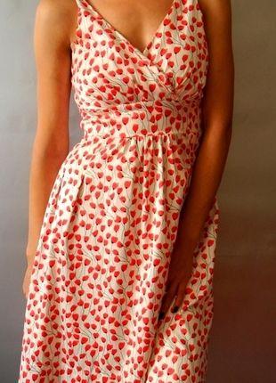 Kup mój przedmiot na #vintedpl http://www.vinted.pl/damska-odziez/inne/10263989-sukienka-w-maki-orsay-na-lato-sukienka-w-kwiaty