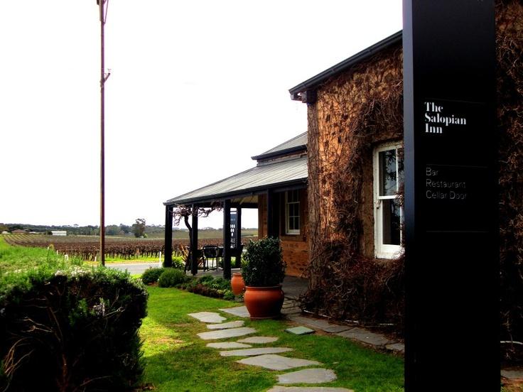 The Salopian Inn, McLaren Vale