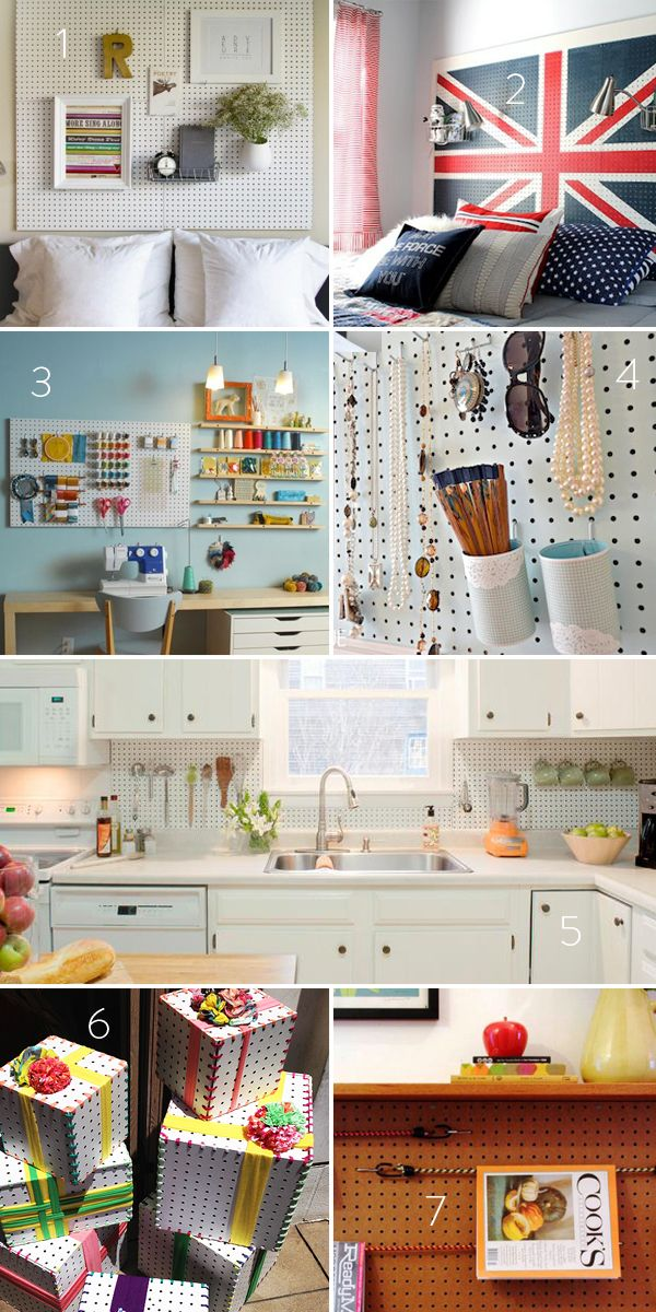 114 best images about pegboard ideas on pinterest craft How to redo your room without spending money