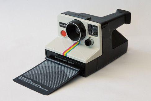 Resultado de imagen de Polaroid One Step Land Camera