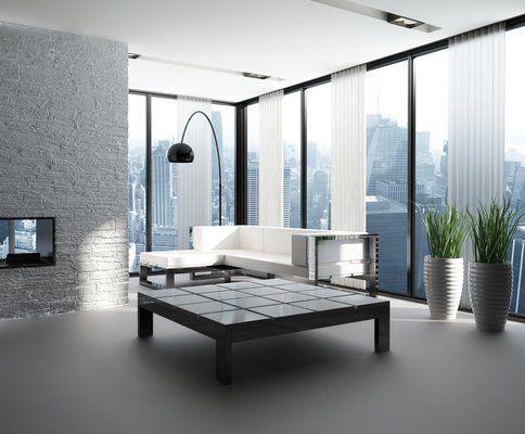 loft window treatments | Urban Loft Window Treatments - Market East -  Philadelphia, PA