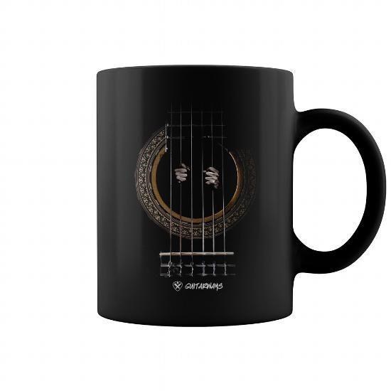 The Prisoner  mug #mugs #coffee #coffeemugs #guitar