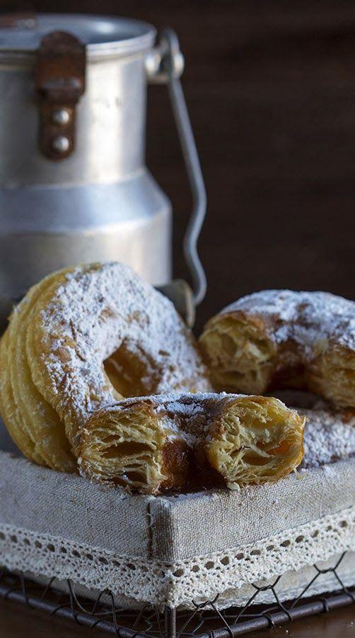 2Mandarinas en mi cocina: Cronuts caseros