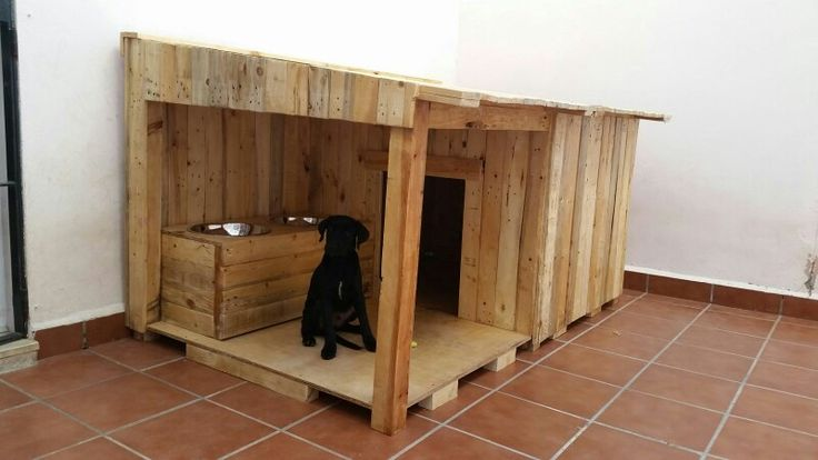The 25 best ideas about caseta perro on pinterest - Casetas perros grandes ...