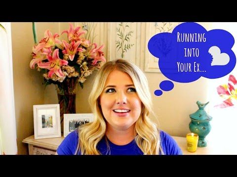 Running Into Your Ex | Jessica Pearce - YouTube