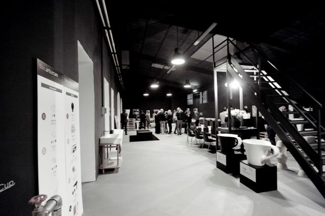 Artceram Showroom, Spazio espositivo Bunker