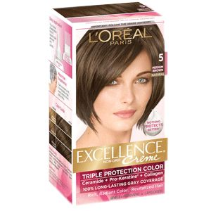 Loreal Excellence N Brown 5 Buy Online at Best Price in India: BigChemist.com