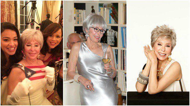 9 cosas que no sabías y te encantará conocer de la fabulosa Rita Moreno - IMujer