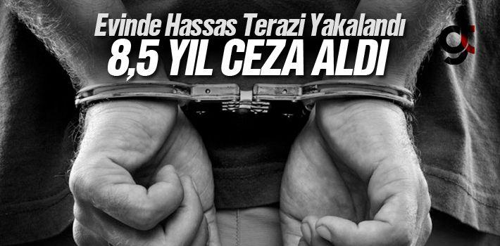 Samsun'da Uyuşturucu Ticaretine 8,5 Yıl Hapis