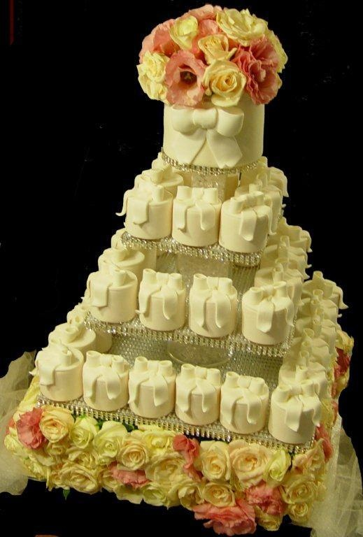 Crumbs Cake Art Facebook : 23 best images about Wedding Cupcake Towers on Pinterest ...